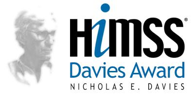 HIMSS-Davies-Award