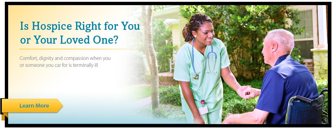 Hospice choice