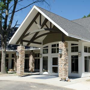 Hanson Hospice center