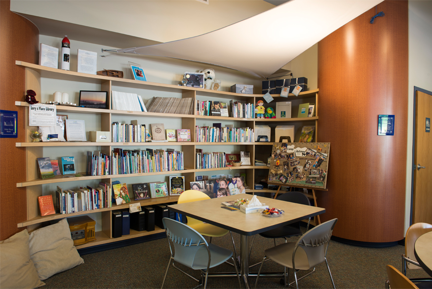 Lorys place library