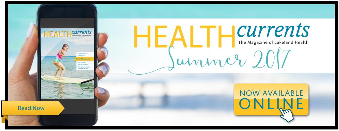 HealthCurrents Summer 2017