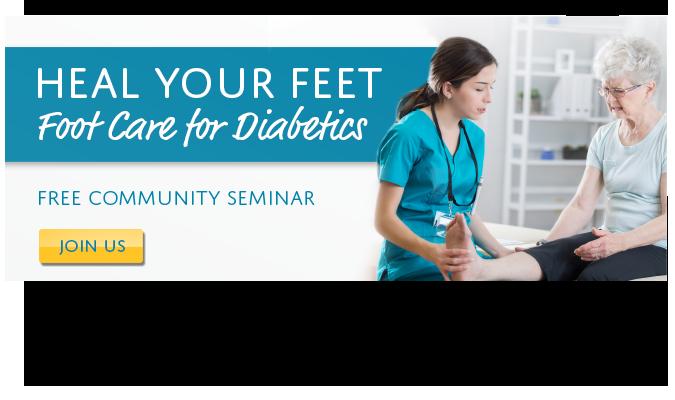 Diabetic Foot Seminar Homepage Banner