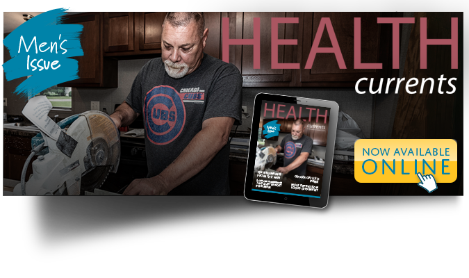 HealthCurrents Men's Issue