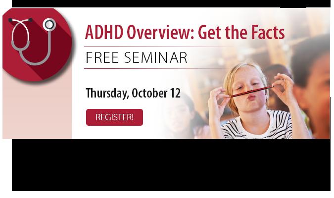 SWMC ADHD Seminar Banner OCT