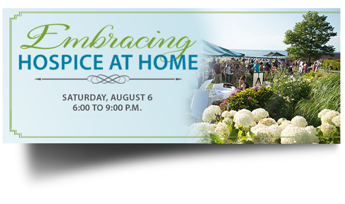 Embracing Hospice at Home Saturday August 6
