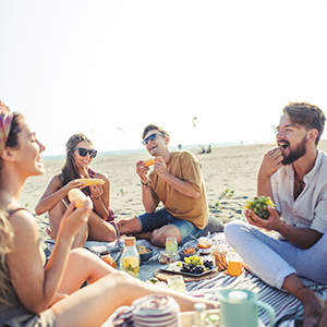 picnic at the beach for web