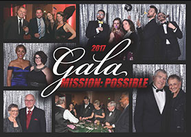 Image of 2017 Gala Thank You Card