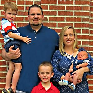 Image of Jacob Hiatt and Family