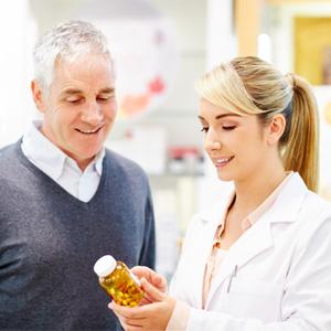 customer getting prescription email