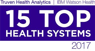 15 top hospitals