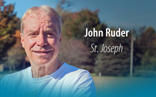 patient story image John Ruder