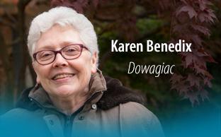 patient story image Karen Benedix