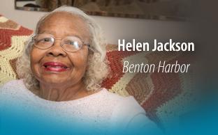 Helen Jackson Patient Story
