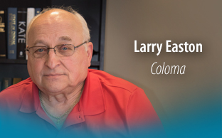 patient story image Larry Easton