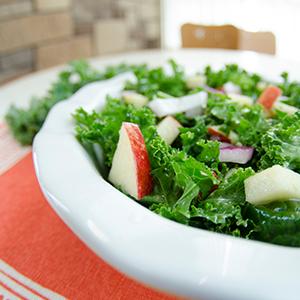Kale salad web