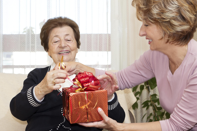 Caregiver During Holidays