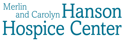 merlin and carolyn hanson hospice center logo