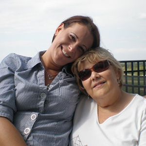 Image of Barb Schofield and Jennifer