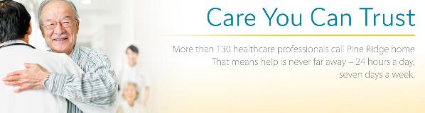 Care You Can Trust. Click here to learn more about our services.