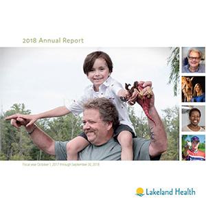 Cover photo 2018 Annual Report
