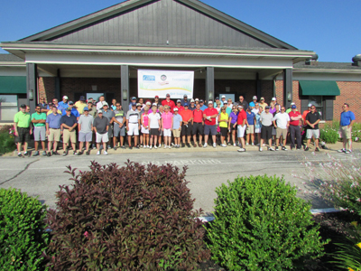 Golf Tournament 2016 Group Photo
