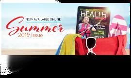 HealthCurrents Summer 2019