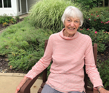 A Volunteer Shares Her Story