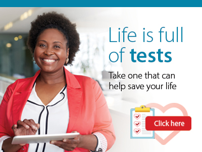 Click to Take Heart Risk Assessment