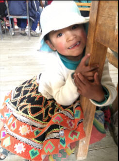 Image of Child from Peru