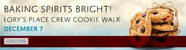 Click here to learn more about our cookie walk