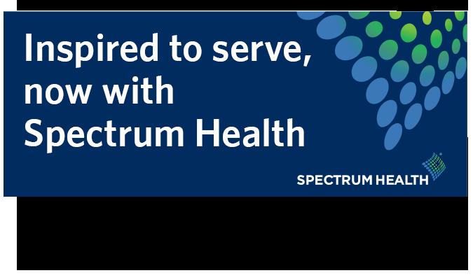 Spectrum Health Banner