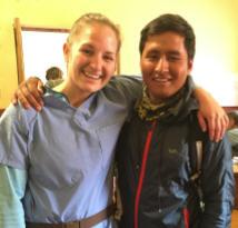 Image of Peruvian Friend