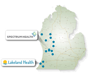 Spectrum Health_Lakeland Map WEB