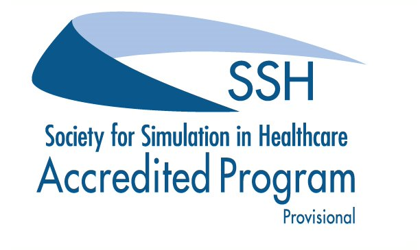 SSH accred logo
