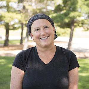Kellie Tyler, Cancer Survivor