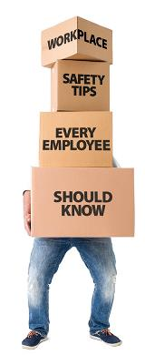 workplace safety tips every employee should know