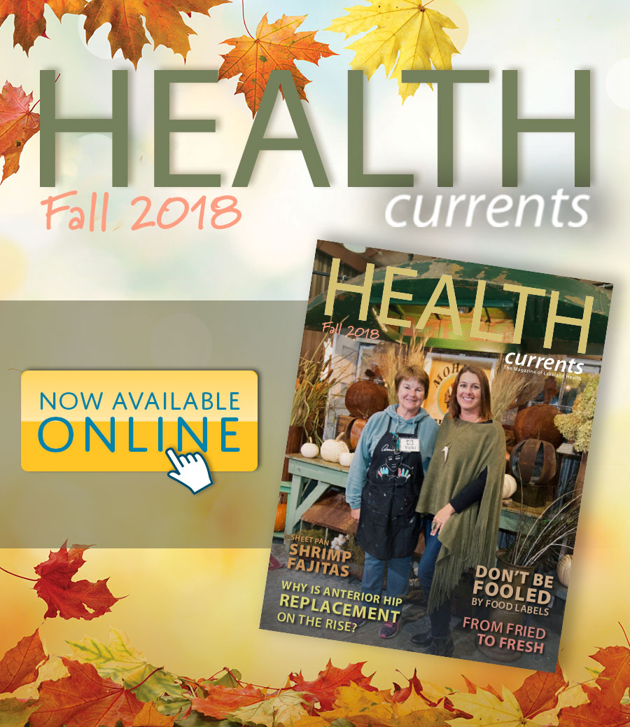 Click here to read the Fall 2018 HealthCurrents