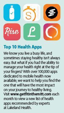 top ten health apps
