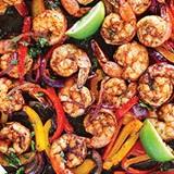 Image of Shrimp, Pepper and Lemon Recipe