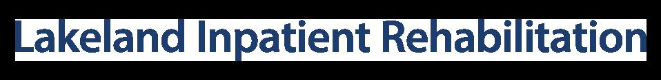 Inpatient Rehabilitation Logo