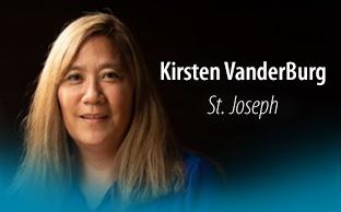 Image of patient, Kirsten VanderBurg