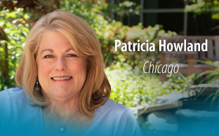 Image of patient, Patricia Howland