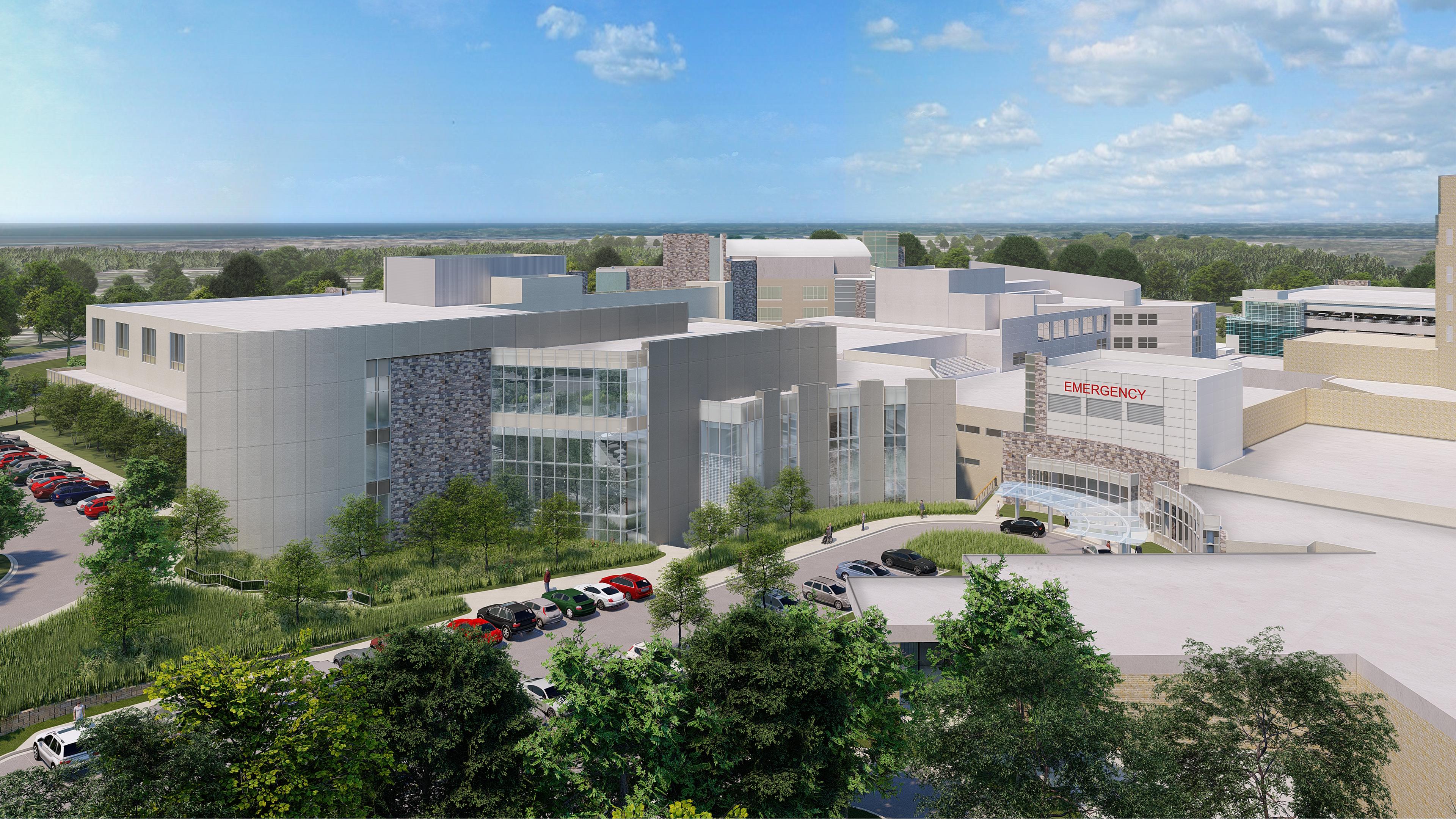 Lakeland Medical Center Pavilion
