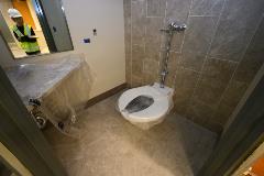 Bariatric patient room/bathroom, Critical Care Unit