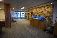 Waiting room, Critical Care Unit