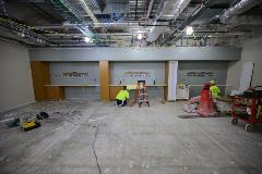 Phase 1 PACU workstations