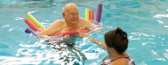 Aquatic Rehabilitation